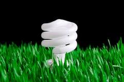 Energia verde - concetto ambientale fotografie stock libere da diritti