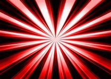 Energia vermelha Fotografia de Stock Royalty Free