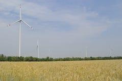 energia wiatr Obrazy Stock