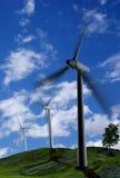 energia wiatr ilustracja wektor