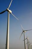 energia wiatru Obrazy Stock