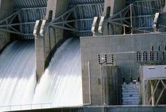 energia wodna Zdjęcia Royalty Free