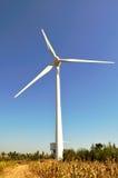 Energias eólicas Foto de Stock