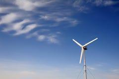 Energias eólicas Imagem de Stock Royalty Free