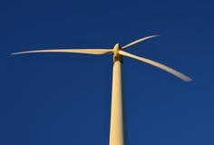 Energias eólicas renováveis Imagem de Stock Royalty Free