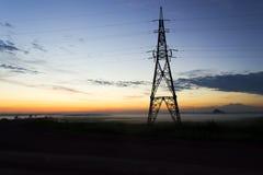 Energieübertragung Lizenzfreie Stockfotos