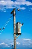 Energie über den Wolken Lizenzfreie Stockfotos