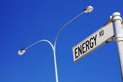 Energie Lizenzfreies Stockbild