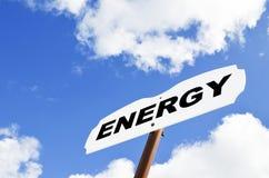 Energie Stock Afbeelding