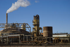 Energie-Anlage Lizenzfreie Stockfotos