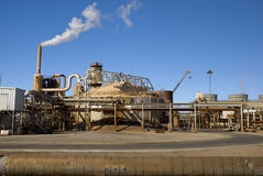 Energie-Anlage Lizenzfreie Stockbilder