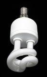 Energie - besparing lightbulb Stock Foto's