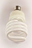Energie - besparings gloeilamp stock foto's