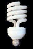 Energie - besparingsbol Stock Foto's