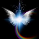Energie des Himmels stock abbildung