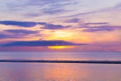 Energie des Lichtes morgens eines hellen neuen Tages Stockfoto