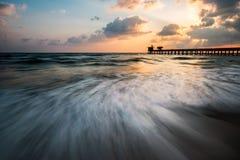 Energie des Meeres Lizenzfreies Stockfoto