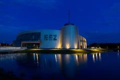 Energie Erlebnis Zentrum Aurich Foto de archivo