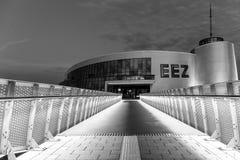 Energie Erlebnis Zentrum Aurich Imagenes de archivo