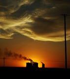 Energie-Erzeugung Lizenzfreies Stockfoto