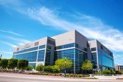 Energie-Lösungs-Arena in Salt Lake City stockbild