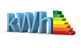 Energie-Leistung stockfotos