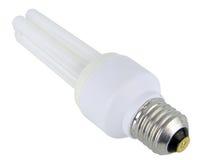 Energie sichert Lampe Lizenzfreie Stockfotos