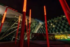 Energie-Theater Bord Gais, Dublin Ireland Lizenzfreies Stockfoto