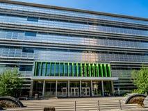 Energie, Umwelt und erfahrungsmäßiges Ausbildungszentrum Lizenzfreies Stockbild