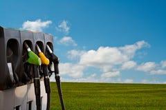 Energie und Natur Lizenzfreies Stockbild