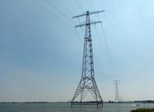 Energie und Wasser Lizenzfreies Stockbild
