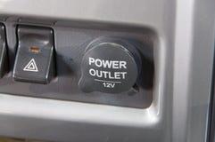 Energie 12V stockfotografie