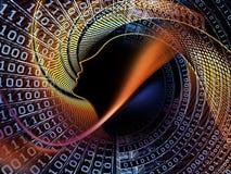 Energie van Berekeningen vector illustratie