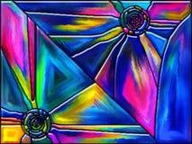 Energie van Glas vector illustratie