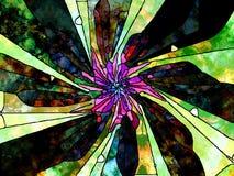 Energie van Kleurenafdeling Stock Foto