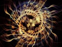 Energie van Symbolische Betekenis stock illustratie