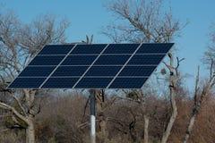 Energie von der Sonne Lizenzfreie Stockfotografie