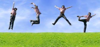 Energie von Jugend Lizenzfreies Stockbild