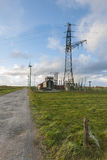 Energie von Ost-Frisia Lizenzfreies Stockbild