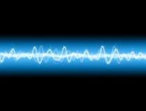 Energie-Welle stock abbildung