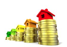 Energieeffizienz-Geld vektor abbildung