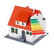 Energieeffizienzkonzept Lizenzfreies Stockbild