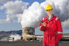 Energieentechnik Stockfotos