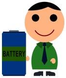 Energiegeschäft Lizenzfreies Stockbild