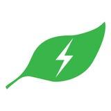 Energieikone Lizenzfreie Stockbilder