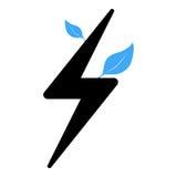 Energieikone Lizenzfreies Stockbild