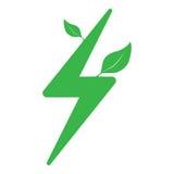 Energieikone Lizenzfreie Stockfotos
