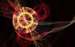 energiepropeller Royalty-vrije Stock Fotografie