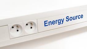 Energiequelle Lizenzfreie Stockfotografie