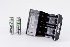 Energiequelle-intelligente Aufladeeinheit Lizenzfreie Stockfotos